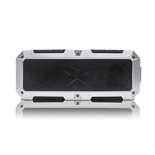Eastvita 20w waterproof IPX67 outdoor metal portable speaker with great sound voice reminder aux and hands-free call