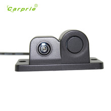 2017 new Car 170 Viewing Angle HD Waterproof Car Rear View Camera with Radar Parking Sensor drop shipping gift june12(China)