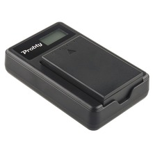 PROBTY PS-BLS1 PS BLS1 Battery + LCD USB Charger for Olympus PEN E-PL1 E-PM1 EP3 EPL3 Evolt E-420 E-620 E-450 E-400 E-410