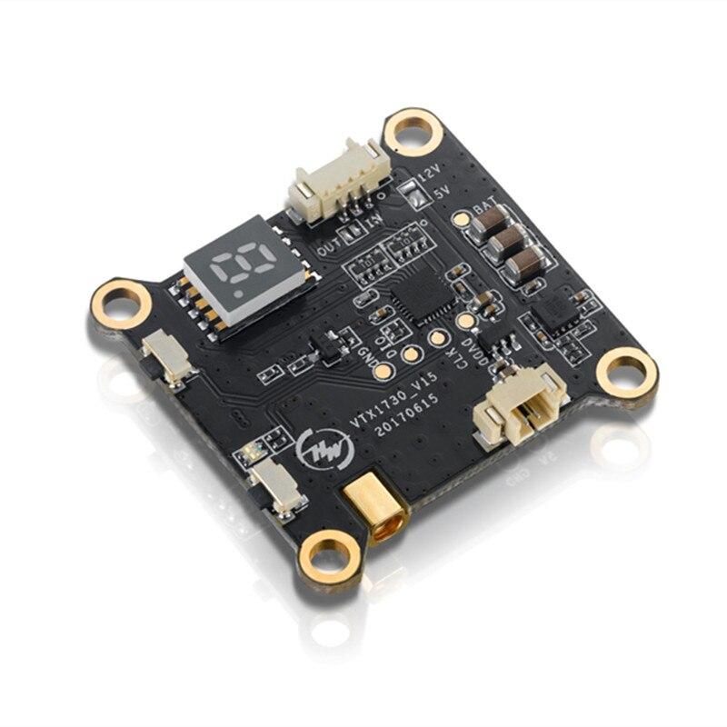 Hobbywing XRotor 5.8G 48CH 0/25/200mW Switchable Video Transmitter FPV 7-25V 30.5x30.5mm<br>