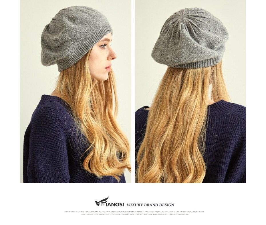 قبعات نسائية عالية الجودة 12