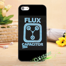 Flux Capacitor Back To The Future 1 fashion phone cover case for iphone 4 4s 5 5s SE 5c 6 6s 7 6 plus 6s plus 7 plus *G1205