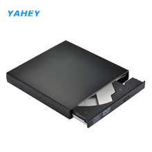External CD RW Burner Writer Recorder Portatil USB 2.0 DVD ROM Player Optical Drive for Laptop Computer pc Windows 7/8