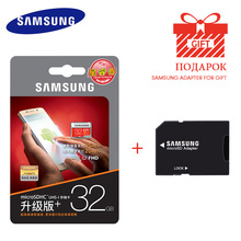 Buy SAMSUNG Memory Card 32GB 64GB Micro SD 256GB 128GB SDHC SDXC Grade EVO+ EVO Class 10 C10 UHS TF Trans Flash Microsd adapter for $12.07 in AliExpress store