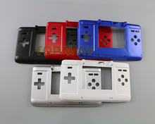 5 colors Full housing shell case with repair parts For NDS