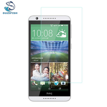 OUZIFISH Glass For HTC Desire 620 Screen Protector Tempered Glass For HTC Desire 820 mini Glass Anti-scratch Phone Film