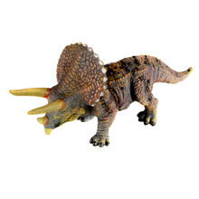 Starz Hollow Jurassic World Triceratops Plastic Animals Toys Dinosaur Model Action Figures Boys Gift