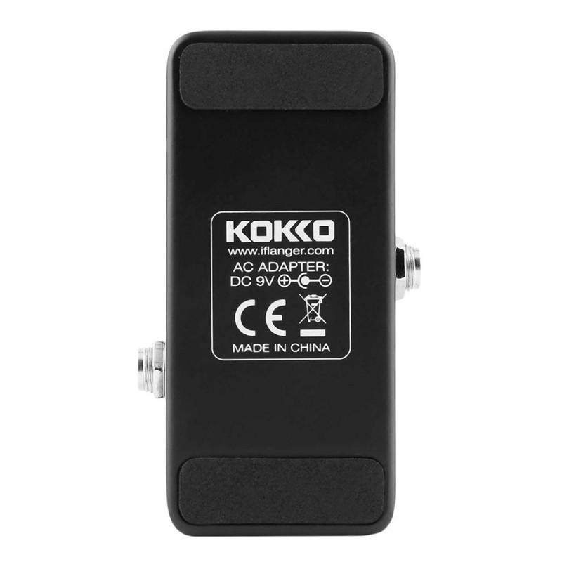 KOKKO-Mini-Pedal-Tuner-Guitarra-