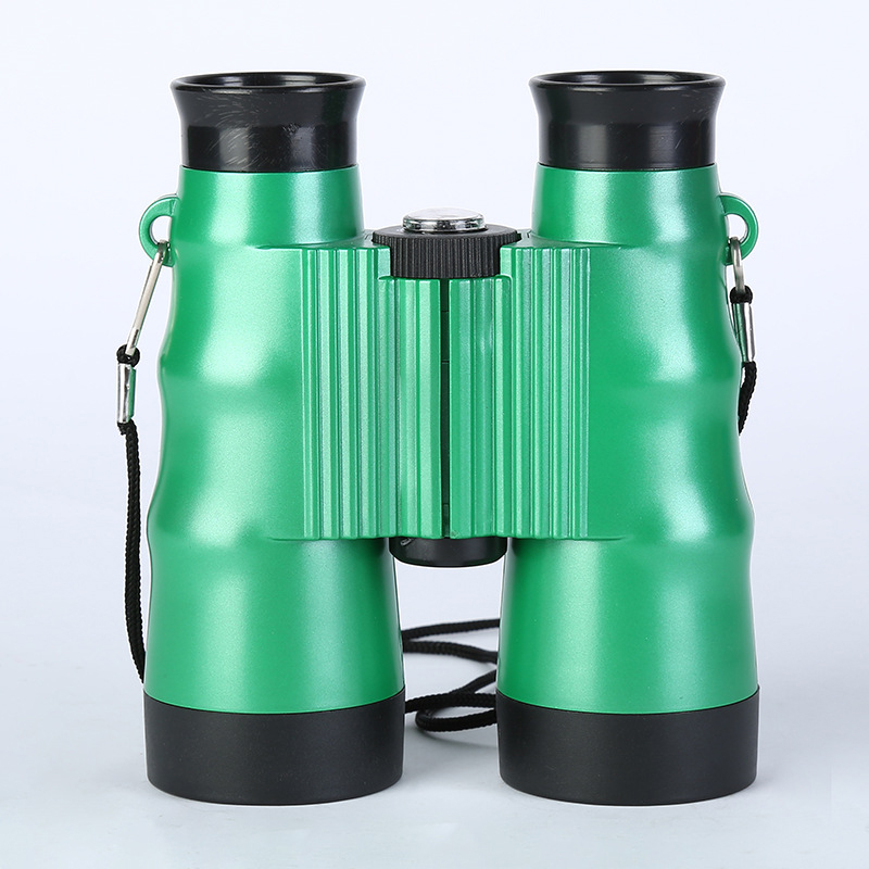 6X36 Folding Binoculars Telescope For Children Kids Toys Birthday Gift Outdoor Camping Climbing Tools Travelling Field Glasses (2)