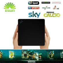 I68 Android 5.1 TV box With Super IPTV 1300 live channel+7000 VOD Movies Europe iptv Italy IPTV RK3368 Octa core 8G 4K H.265