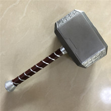 Toy Weapons-Model Figure Thor's-Hammer Role-Playing Kids Movie Safety Gift 1:1 44cm Pu-Material