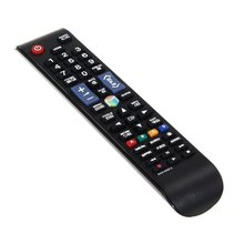 1pc Universal Smart Remote Control Replacement Remote Control For Samsung AA59-00581A 3D Smart LED TV Television Sets Wholesale