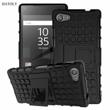 Buy HATOLY Cover Sony Xperia Z5 Compact Case E5823 E5803 Hard Silicone Case Sony Xperia Z5 Compact Cover Sony Z5 Compact for $3.27 in AliExpress store