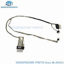 Original Laptop Display Cable New For SAMSUNG NP350E7C DC02001KP00 notebook vga cable screen lcd lvds cable flex