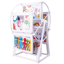 Photo Frame European Windmill Frame 2 Inch Ferris Wheel Combination 12 Photos(China)