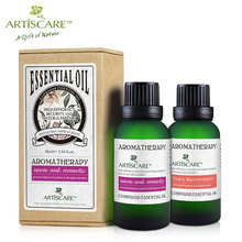Buy ARTISCARE Warm Romantic & Ovary Care SET Ovarian Maintenance Anti Aging Enhance Sexual Life Enjoyment Massage Oils