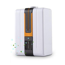 Ionizer Air Purifier Negative Ionizer Generator Durable Quiet Air Purifier Remove Formaldehyde Smoke Dust Air Purifier for Home