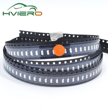Top Fashion Surface Mount 100 Pcs Lot 335 Orange amber Smd 600~615nm 20ma Led Diodes Side Emitting Lamp Patch green product(China)
