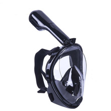Full Face Snorkeling Mask With Gopro Camera Anti-fog And Anti-leak Swimming Fishing Scuba Diving Mask Water Sports Equipment