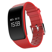 Buy Touch Screen 0.66 inch OLED A59 Smart Band Watch Bracelet Blood Pressure Heart Rate Monitor Pedometer Fitness Bracelet PK Miband for $33.14 in AliExpress store