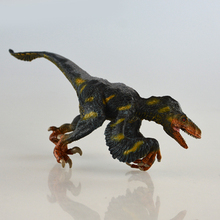 Starz Big Size Hollow Jurassic Ornithomimus Plastic Animals Toys Dinosaur Model Action Figures Boys Gift Green Type