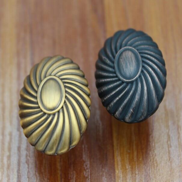 40mm Kitchen Cabinet Knobs Bronze Dresser Handles Antique brass Drawer Wardrobe Handles  knobs black antique copper pulls ORB<br><br>Aliexpress