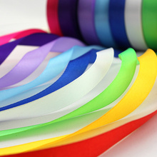 15mm Width Satin Ribbons Wedding Party Decoration Gift Craft Sewing art Fabric Braided hair Ribbon Cloth Tape DIY -1 Yard/pcs