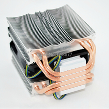 4PIN 9cm fan, 4 heatpipe dual-tower, Intel LGA775/1150/1155,  AM2+/AM3+/FM1/FM2, CPU radiator, CPU Fan, CoolerBoss CAH-409-09