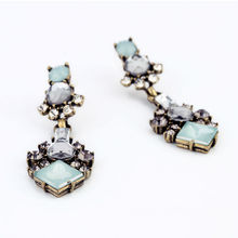 ed00260 New Arrival KISS ME Fashion accessories vintage  Charming Alloy Earrings Thanksgiving Gifts