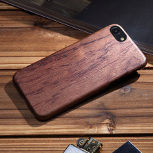3pcs/lot Showkoo Original Wood + KEVLAR Fiber For iPhone 7 Plus 7 6S 6 Plus Case Cover Wooden Case For iPhone 6S 5.5 bullet case