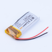 3.7V 160mAh Replacement li polymer Li-ion battery for Jabra BT250V Bluetooth Headsets WEP-150
