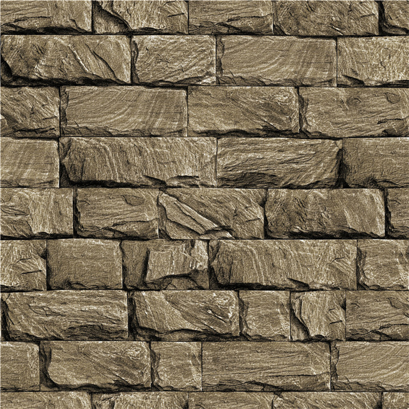 New Chinese 3D stereo simulation marble wallpaper clothing store restaurant stone pattern PVC works wallpaper<br><br>Aliexpress