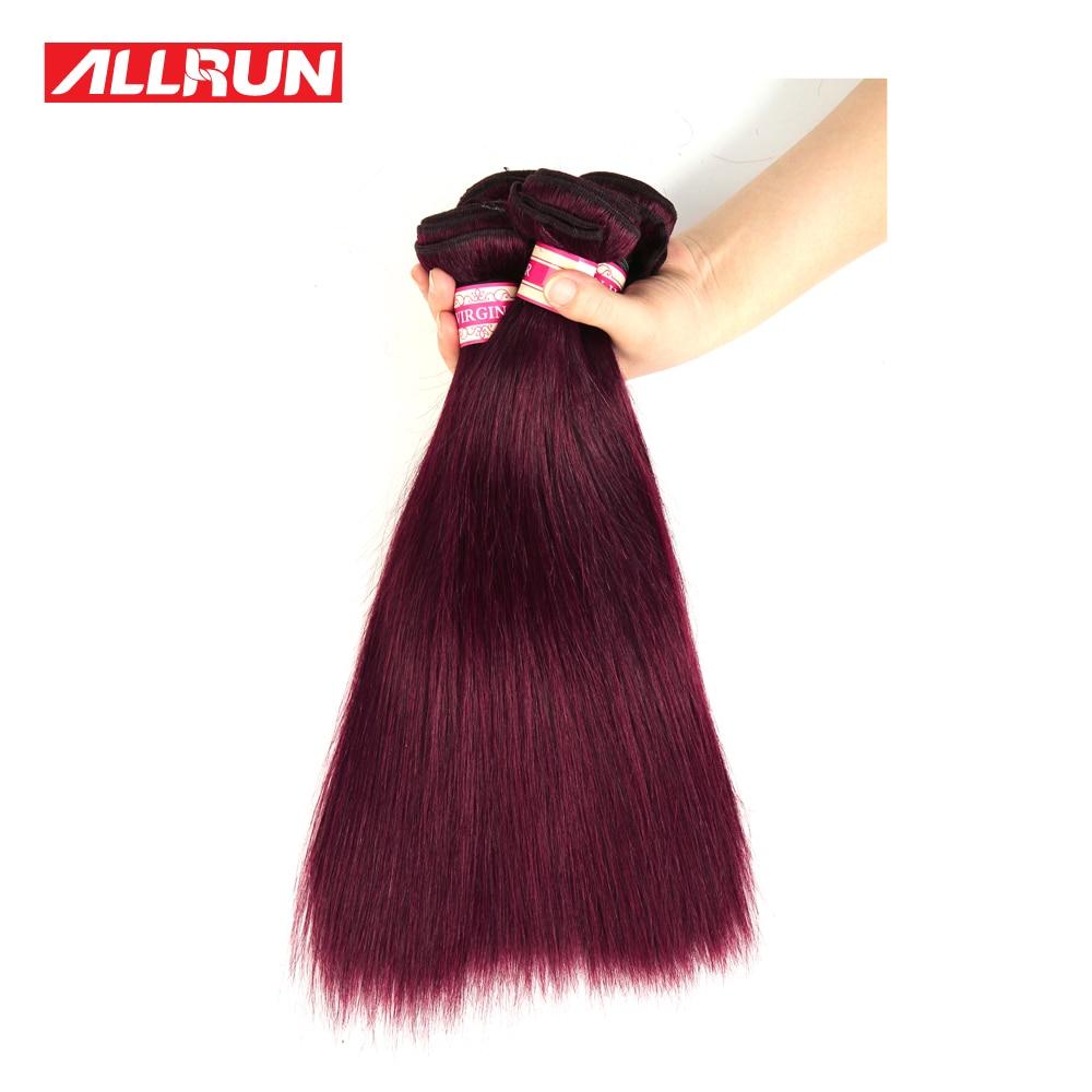 Brazilian Virgin Hair Straight Red Wine Burgundy 3 Bundles Burgundy Brazilian Straight Virgin Hair 99J Straight Human Hair Weave<br><br>Aliexpress