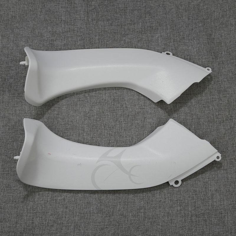 Ramair Ram Air Duct Covers Cowl Trim ABS Intake For Kawasaki Ninja ZX10R 06-07<br>
