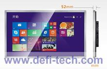 DefiLabs 32 Inch 2 points Infrared Touch Screen Monitor without PC/computer(China)