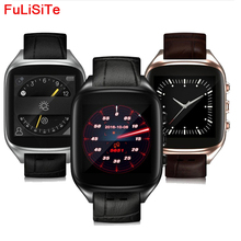 Mobile Watch Phone KingWear X01S Android 5.1 720P HD Camera SIM 1GB+8GB Smart Watch Sport Android Smartwatch 3g GPS Dual Core