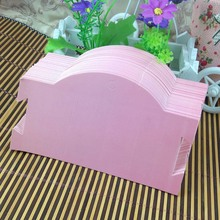 4 Colour Choice160x90mm 2016  New Hot  Pink  Hair Clip  Hair band Card Jewelry Display Card If Custom Logo Will Cost Extra