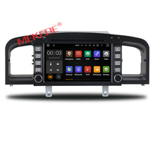 HD 1024*600 Screen Quad-core Android7.1 car gps navigator for Lifan 620/Solano 620 support dvd player radio cassette bluetooth