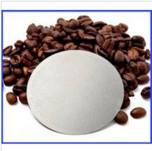 Stainless Steel Reusable&Washable Filter For Aeropress/coffee Screen Filter for Espresso Stainless Mesh(China)