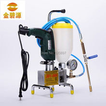 Protable Construction polyurethane foam/epoxy resin injection pump machine