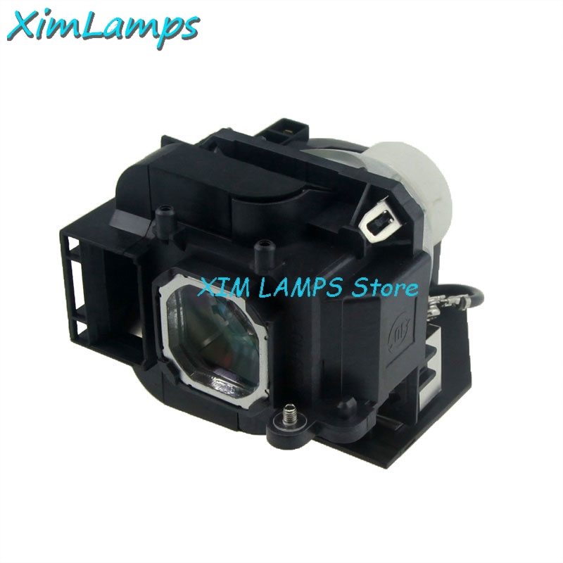 NP23LP/100013284 Quality Replacement Projector Lamp Bulb with Housing for NEC NP-P401W / NP-P451W / NP-P451X / NP-P501X<br>