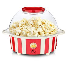 MP-100 Large-capacity Automatic Popcorn Maker Machine Electric Microwave Popcorn Machine Can Put Sweet Oil with Corn Popsicles(China)
