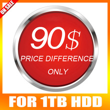 Extra Fee Price Difference The Checkout Link For The 1TB HDD