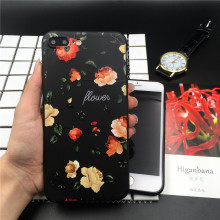 Buy Vintage Rose Flower Daisy Silicone Case iPhone 7 6s Case Soft Silicon Phone Cases Back Cover iPhone 7 6 6s Plus coque for $1.76 in AliExpress store