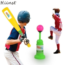 HIINST funny Creative Pop Up Batting Practice Baseball Throwing Machine. Swing Coach Softball Press Do Gift 2017 AG29 p30