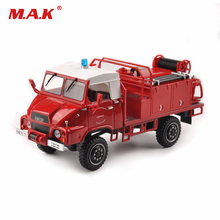 Cheap Toys 1/43 Scale Collection Fire Engine Truck Model Vehicle Toy Gift mini Car Model toys Kids Toy(China)