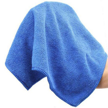BU-Bauty Microfiber Towel Super Water Car Wash Drying Soft Dry Cleaning Absorbant Cloth Random Color