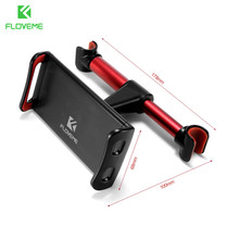 FLOVEME 4-11 inch Phone Tablet PC Car Holder Stand Back Auto Seat Headrest Bracket Support Accessories For iPhone X 8 iPad Mini(China)