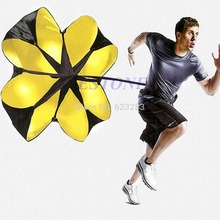 "New 56"" Sports Speed Chute resistance exercise running power training parachute Ramdom Delivery(China)"