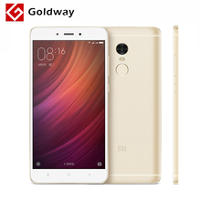 "Original Xiaomi Redmi Note 4 3GB RAM 64GB ROM Mobile Phone MTK Helio X20 Deca Core 5.5"" 1920x1080 4100mAh MIUI 8 Fingerprint ID"